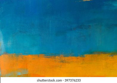 Abstract oil painting background. Oil on canvas texture. Hand drawn oil painting.Color texture. Fragment of artwork. Brushstrokes of paint. Modern art. Colorful canvas. Watercolor drips