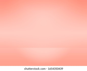 Abstract old rose gradint, empty room studio ,product display, used for background, advertising.