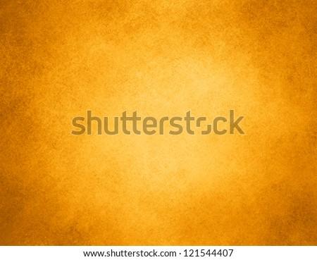 Abstract Orange Background Pea...