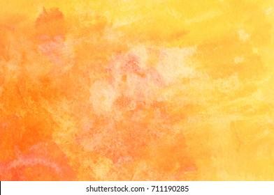 Abstrakter orangefarbener Hintergrund