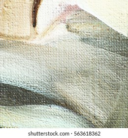 abstract painting in it is grey green quiet tones, illustration, background