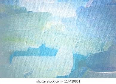 abstract painting on a canvas oil,  illustration, background