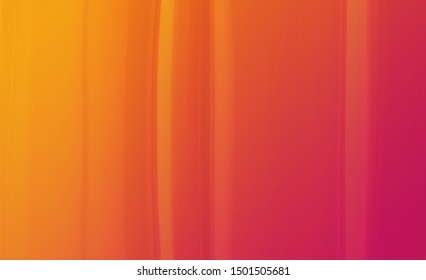 Abstract pattern beautiful orange gradient texture background. Trendy color backdrop. used for design, stripe, product, cloth, fabric, tile, textile, book cover. Wallpaper