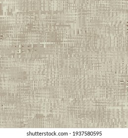 Abstract pattern with ornamental brushes splashes. Modern abstract design for wallpapers, carpet, cover fabric, interior decor and other users