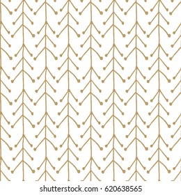 Abstract pattern. Scandinavian style.  illustration. Perfect for textile.