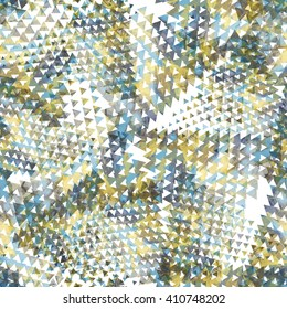 Abstract pattern snakeskin design. Watercolor background. Seamless swatch with watercolor effect. Textile print for bed linen, jacket, package design, fabric and fashion concepts.