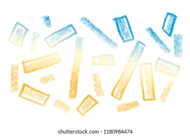Abstract pencil structure background and abstraction lines and dots. Raw pencil background. Rough abstract texture.