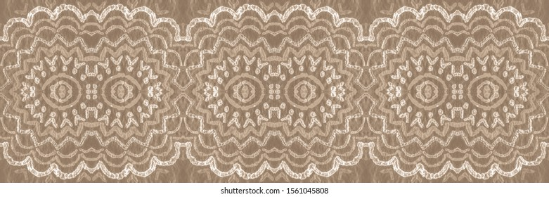 Abstract Peruvian Ethnic Element. Wintery Pastel, Grey On Old Paper. Expressive Paint. Herringbone Watercolor. Fashion Style. Patchwork Seamless Wallpaper.