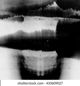 Abstract photocopy texture