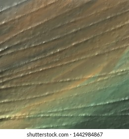 Abstract picture for home decor.Original oil painting on canvas. Abstract art background.Modern art. Contemporary art. Thick paint surface. Coloring brush strokes in brown, green and white.