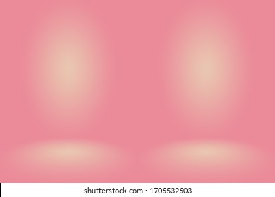 Abstract pink background Christmas Valentines layout design,studio,room, web template ,Business report with smooth circle gradient color.