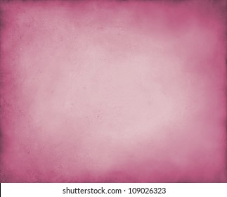 abstract pink background pastel colors, elegant feminine background for baby girl birth announcement with vintage grunge background texture pink center, pastel pink paper or parchment for brochure