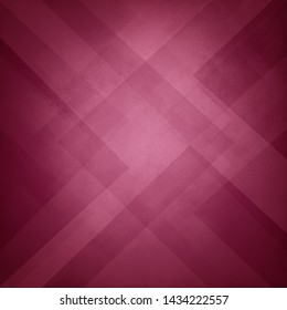 abstract pink background pattern with old vintage grunge texture, diagonal blocks triangles and geometric shapes in elegant layers