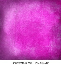 abstract pink background with vintage grunge background texture