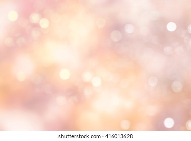 Abstract pink and bokeh background blur.