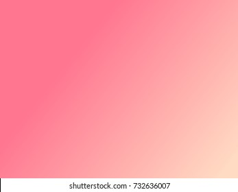 Abstract pink gradient pastel light background for design illustration