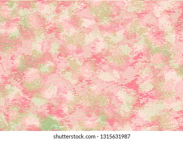 abstract  pink and green background for design