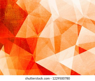 Abstract poligonal background for layout cards sites banners and more