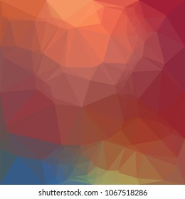 Abstract polygonal texture background. Geometric pattern for graphic design. Can be used as gradient or wallpaper. Trangle futuristic artwork.