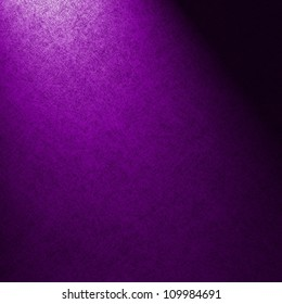 abstract purple background with black frame design and elegant spotlight, background has vintage grunge texture background of colorful dramatic contrast for website template background, purple paper