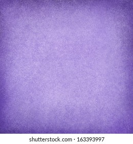 abstract purple background, soft lavender Easter color for use in brochure ads or web design backgrounds, faint vintage grunge background texture and darker border with light blank center for text