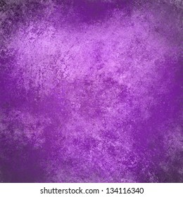 abstract purple background, vintage grunge background texture design, elegant antique painted wall illustration, royal purple color paper, web background template, black grungy background paint layout