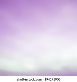 Abstract purple effect background