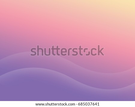 Abstract Purple Pink Yellow Background Texture Stock Illustration