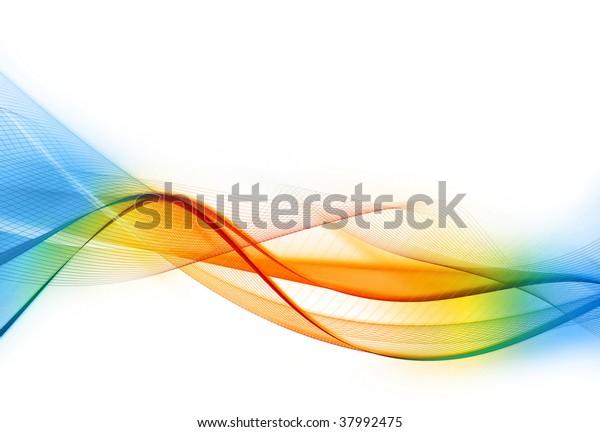 Abstrakter Regenbogen-Hintergrund
