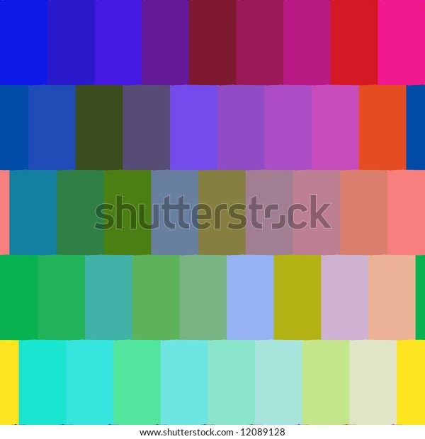 Abstract rainbow seamless texture. Computer generated background