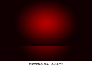 Abstract Red background Christmas Valentines layout design,studio,room, web template ,Business report with smooth circle gradient color.