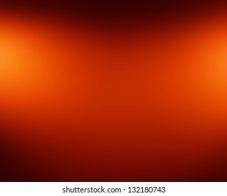 abstract red background orange blurred lights design layout, orange paper, smooth gradient background texture, business report or elegant luxury background web template brochure ad, wavy black border