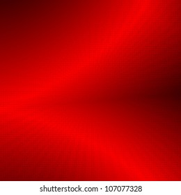 abstract red background with streaks of light and delicate canvas texture
