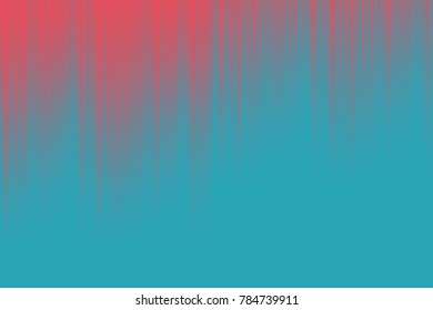 Abstract red and blue blurred lined image, great for design projects and background