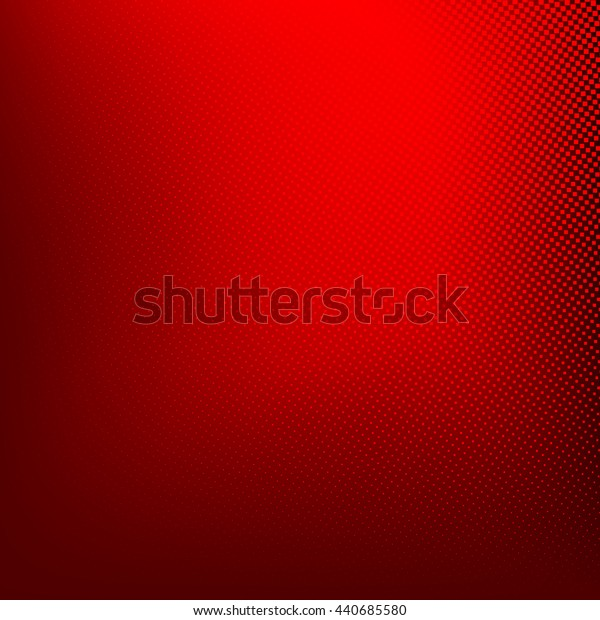 Abstract red halftone background. Dotted illustration. Business presentation concept