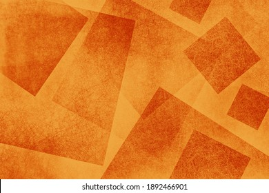 Abstract red and yellow orange background, layers of diamond and geometric shapes with angles and texture, modern creative painted design