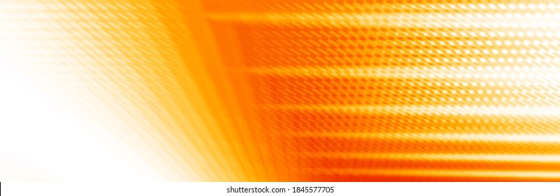 Abstract red yellow technology background with geometric modern shapes. Gradient color flow abstract graphic for banners, flyers and presentations. Abstract background with soft white light.