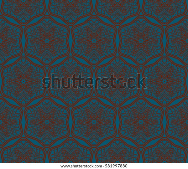 Abstract repeat backdrop. Design for prints, textile, decor, fabric. Raster copy monochrome seamless pattern