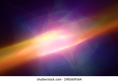 Abstract saturated background of soft cloud like ethereal formations, good for sermon backgrounds and text.