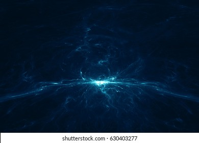 Abstract science background - Electromagnetic field