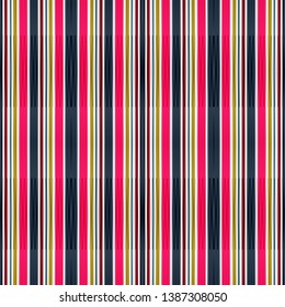 abstract seamless background with dark slate gray, crimson and linen vertical stripes. can be used for wallpaper, poster, fasion garment or textile texture design.