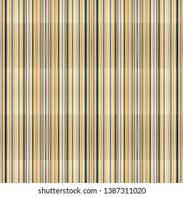 abstract seamless background with tan, dark slate gray and linen vertical stripes. can be used for wallpaper, poster, fasion garment or textile texture design.