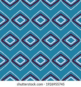 abstract seamless geometric pattern design