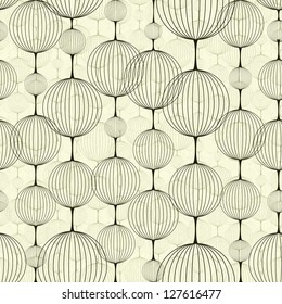 Abstract seamless pattern,  background. Seamless pattern can be used for wallpaper, pattern fills, web page background,surface textures. Gorgeous seamless  background