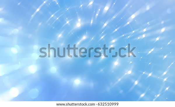abstract shiny blue background. illustration digital.