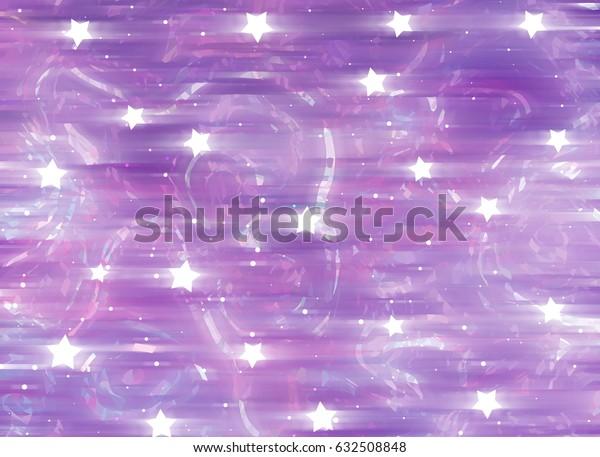 abstract shiny violet background. illustration digital.
