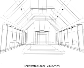 Expo Sketch Images, Stock Photos & Vectors | Shutterstock