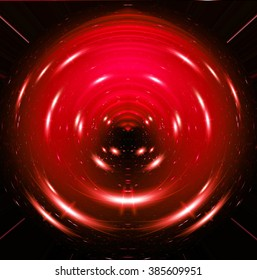 Abstract smooth light dark red circle background. Water waves. spiral, braid, whorl