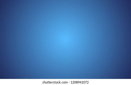 Abstract soft blue black background in gradation.dark concept for your graphic design poster banner and backdrop Halloween.