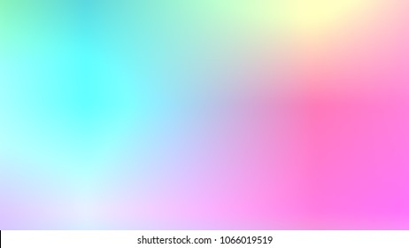 Abstract soft cloud background in pastel colorful gradient.